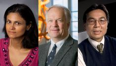 Nimmi Ramanujam, David Izatt and Tuan Vo-Dinh were elected to the National Academy of Inventors