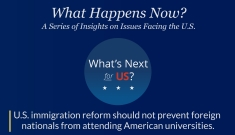 Dean Ravi Bellamkonda on immigration reform