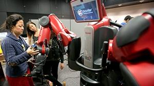 Duke Robotics open house