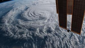 NASA image of Hurricane Florence