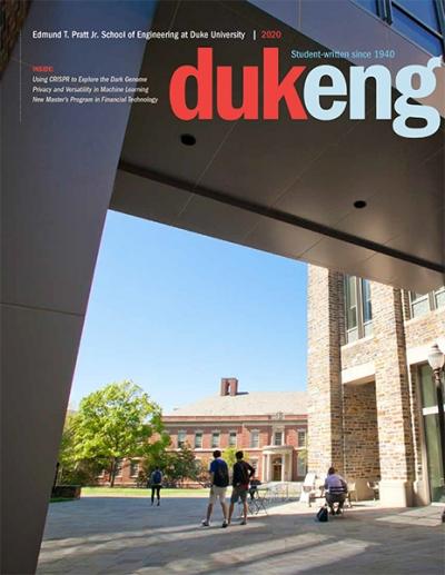 DukEngineer 2020 cover