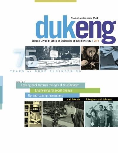 DukEngineer 2014 cover