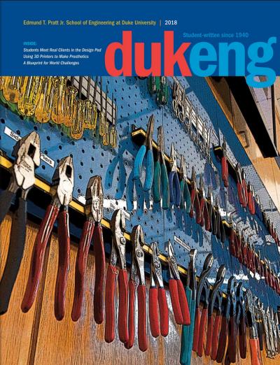 DukEngineer 2018 cover