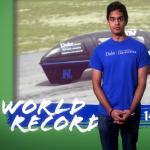 Duke Electric Vehicles student