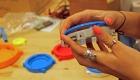 Oversize 3D-printed prototype