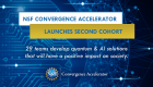 NSF Convergence Accelerator launches second cohort