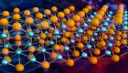 artist illustration of a molecule