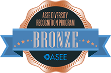 Bronze Badge - ASEE Diversity Recognition Program