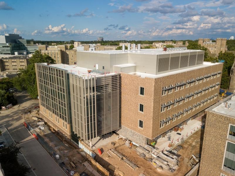 Wilkinson Building at Duke University