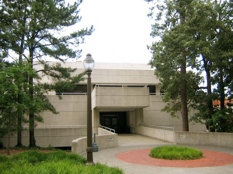 Nello L. Teer Engineering Building