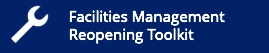Facilities Management Reopening Toolkit